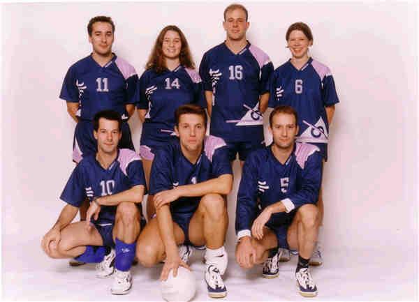 1. Mannschaft 1998