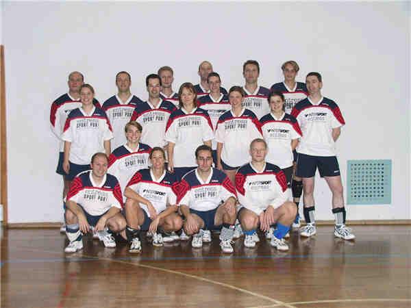 1.+2. Mannschaft 2003