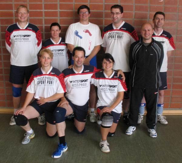 2. Mannschaft 2007/2008