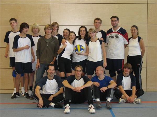 3. Mannschaft 2008/2009