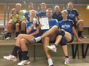 Volleyball: Saison 2016/2017 – Leremie 1 in bestechender Frühform