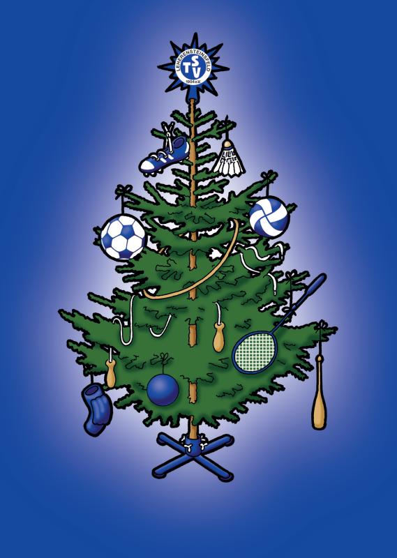 Weihnachtskarte 2020